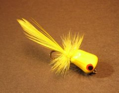 Walt's Panfish Poppers, Yellow